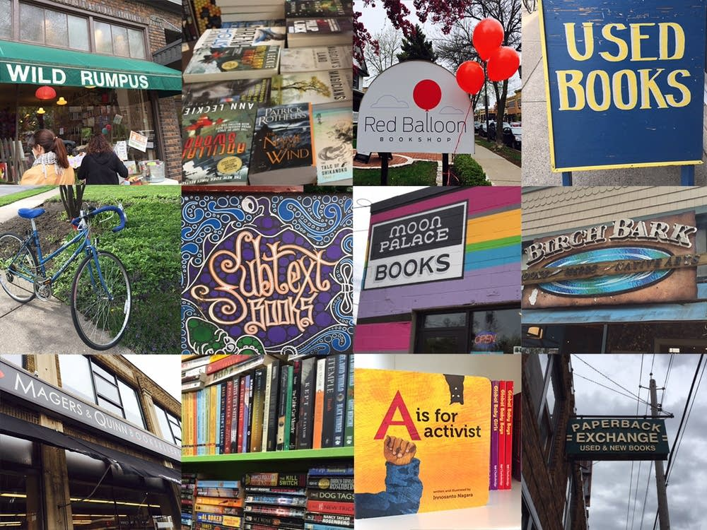 A bike tour of Twin Cities bookstores