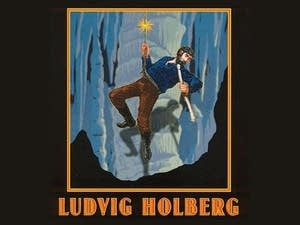Ludvig Holberg's book