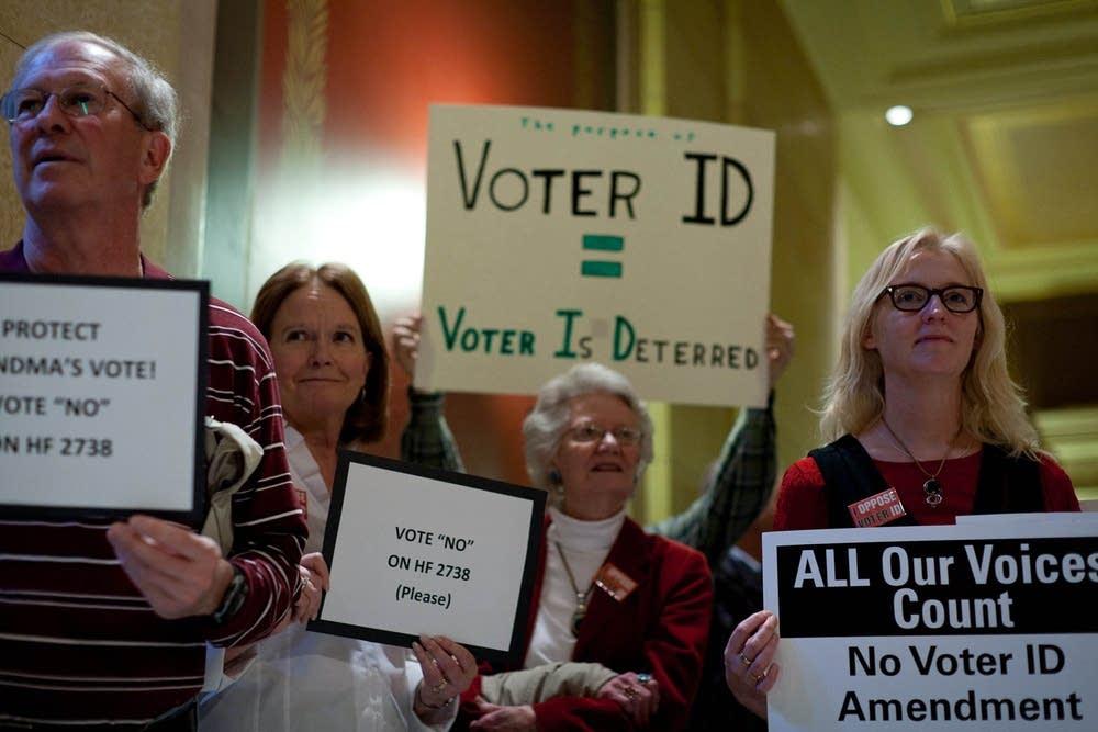Voter ID amendment