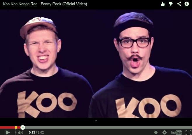 Koo Koo Kanga Roo in 'Fanny Pack'