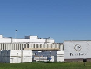 Prime Pork plant in Windom, Minn.