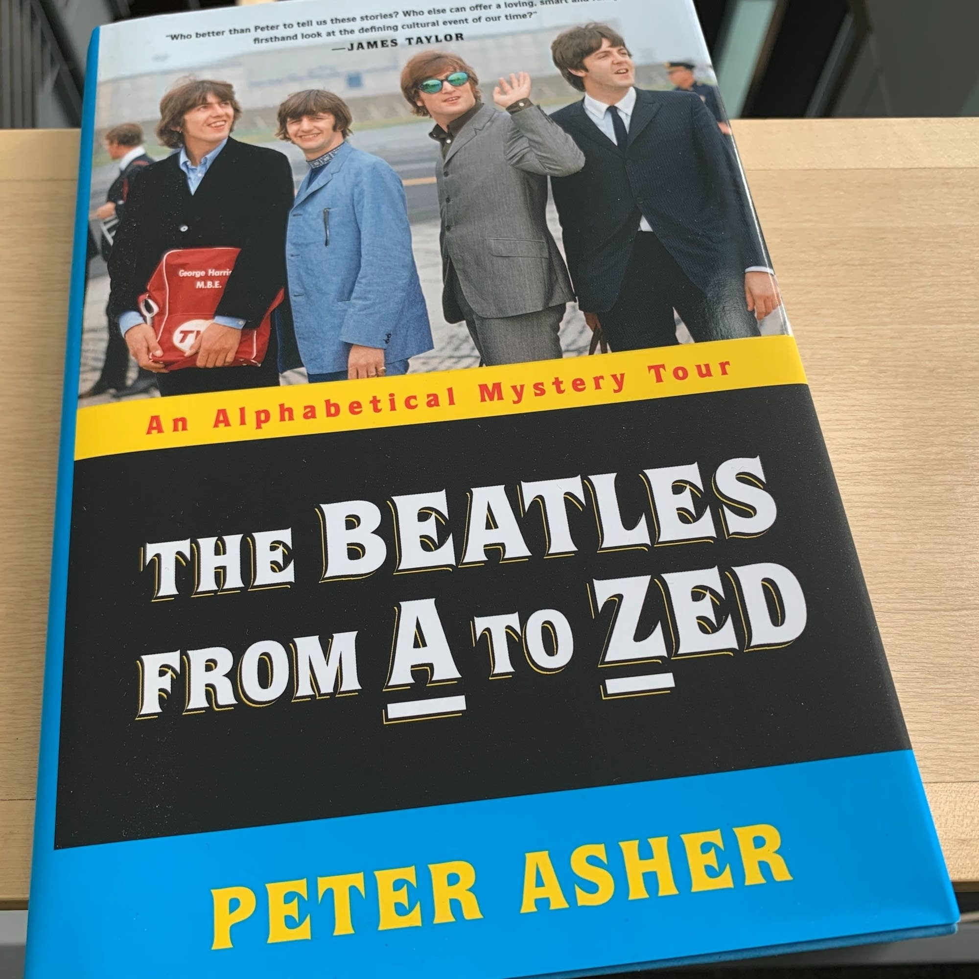 Peter Asher's 'The Beatles from A to Zed.'
