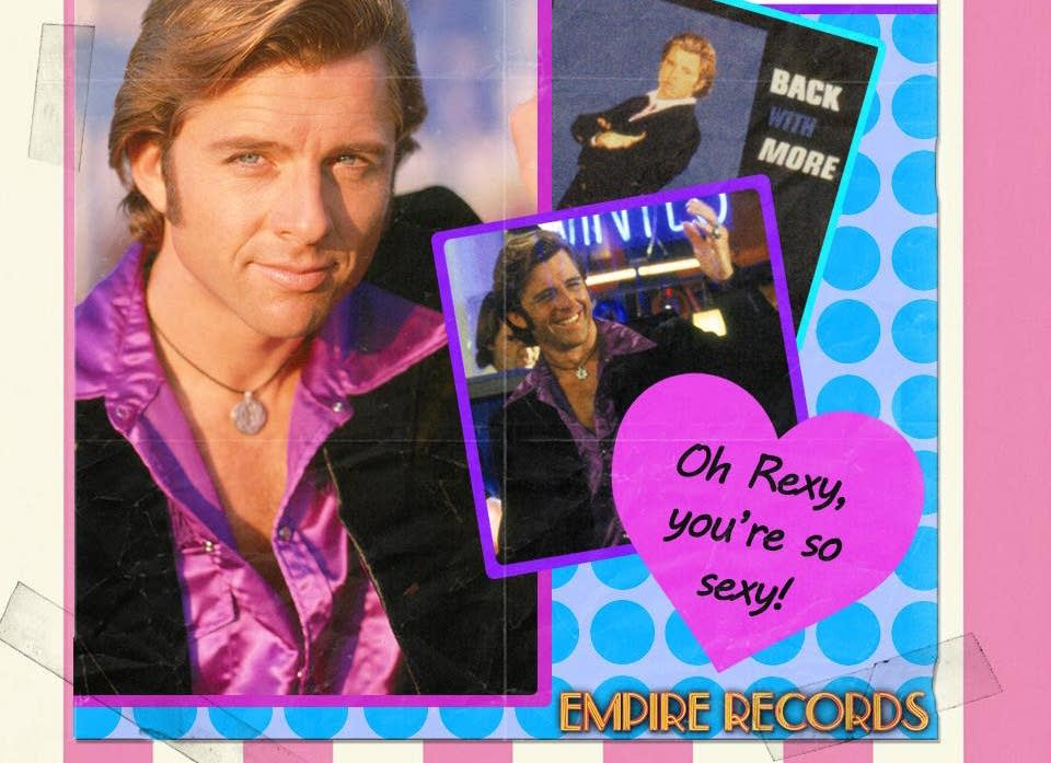 Rex Manning from Empire Records