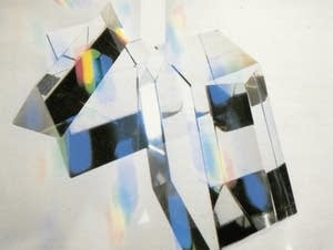"""Detail from the cover of """"Glassworks"""""""