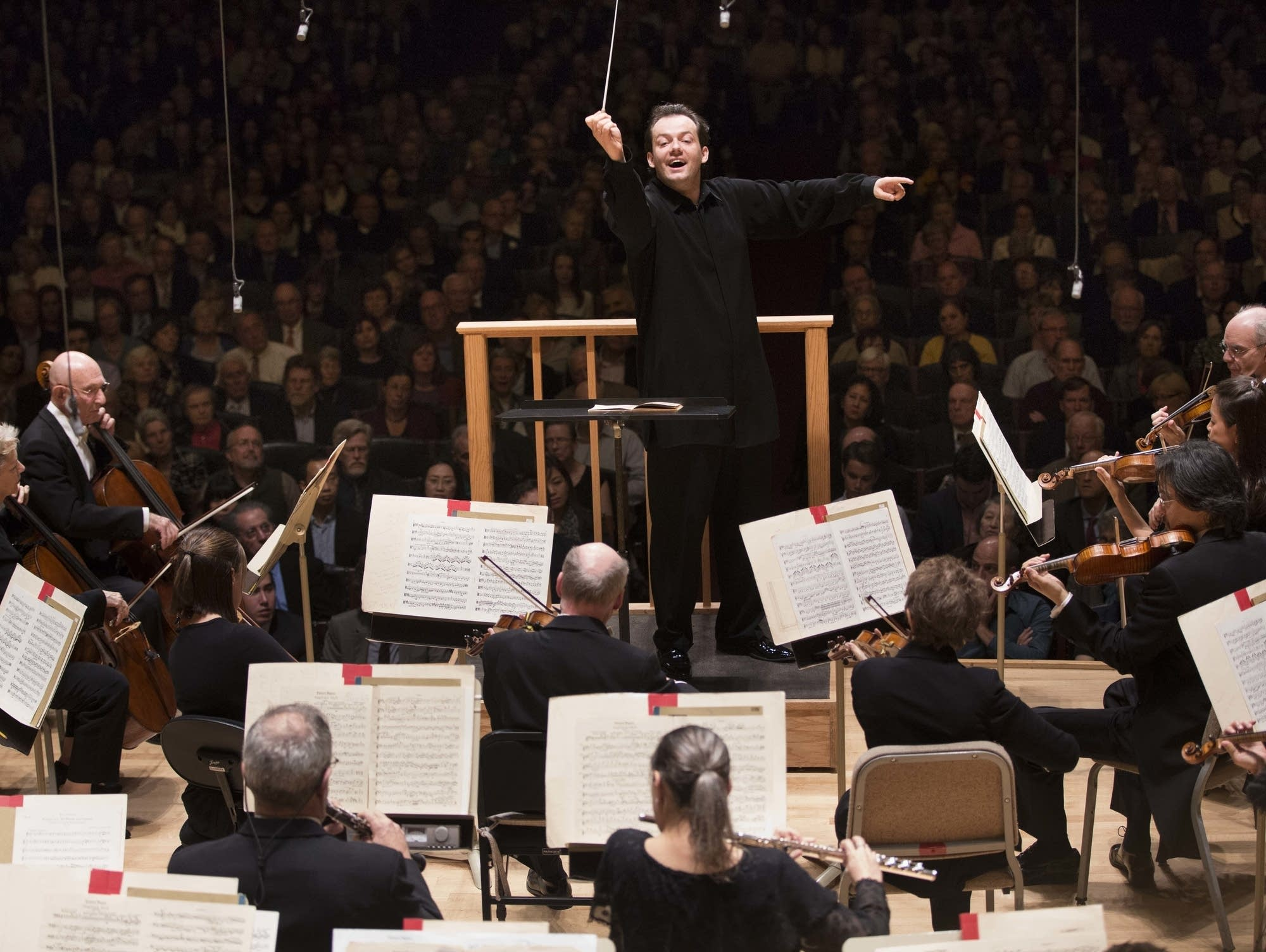 Andris Nelsons and Boston Symphony Orchestra