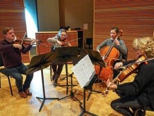 The Artaria Quartet plays Beethoven II