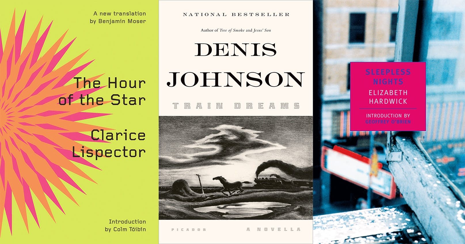Sixth Chamber's picks for Indie Bookstore Day