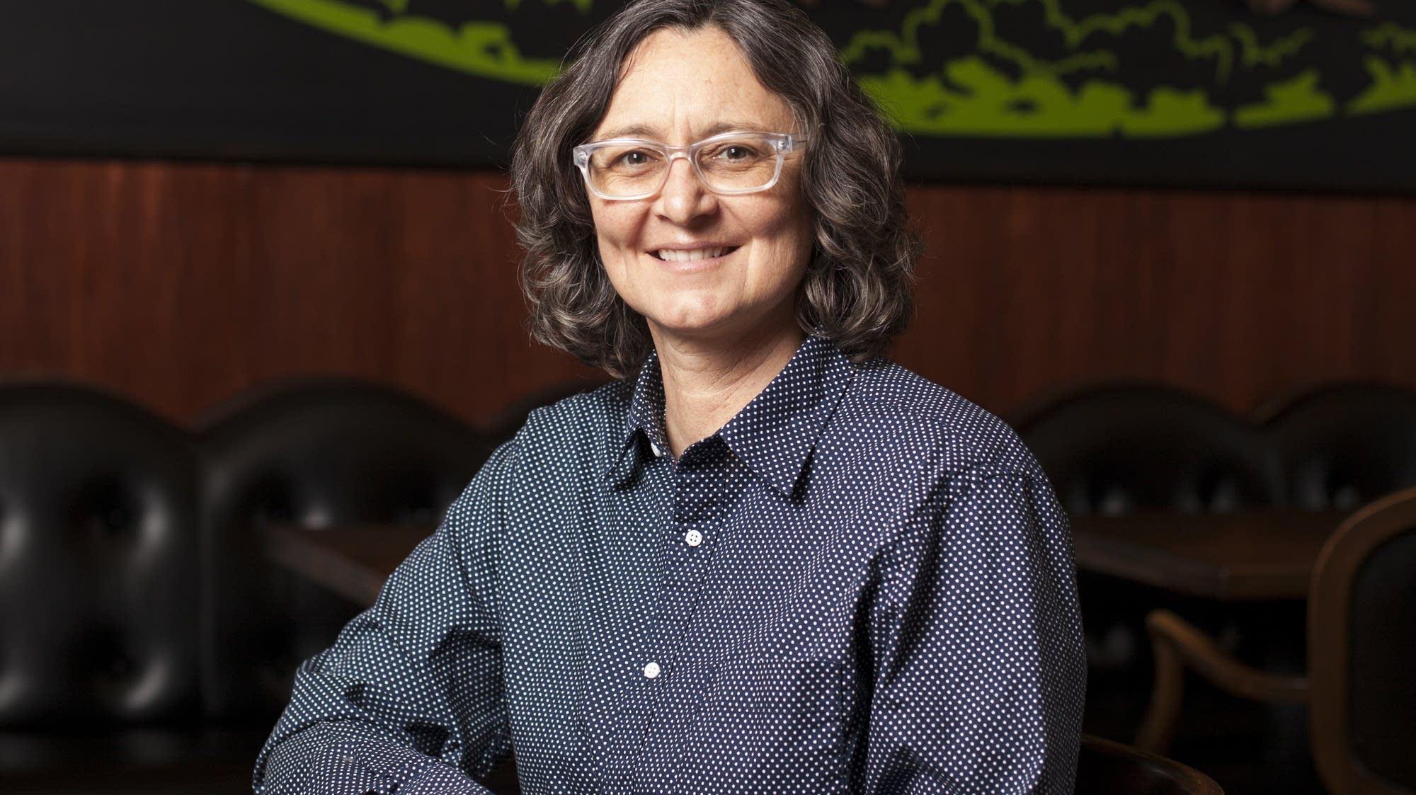 Kim Bartmann, restaurant owner