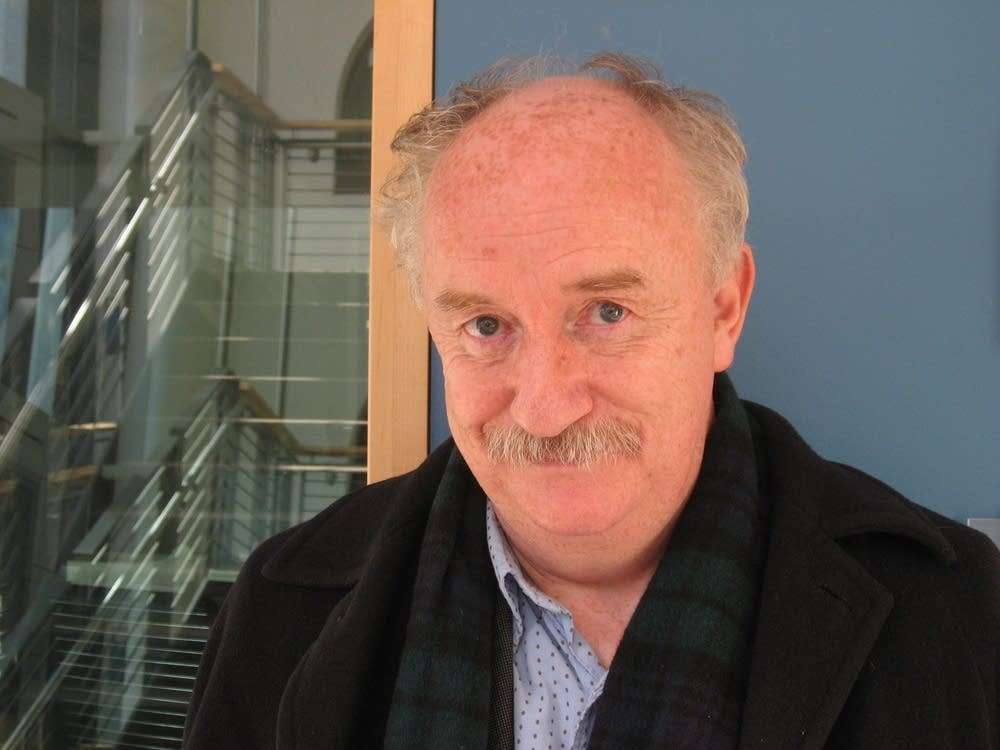 Irish literary critic Declan Kiberd