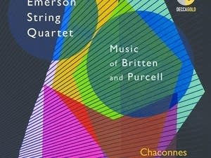 Emerson String Quartet - Chaconnes and Fantasias: Britten & Purcell