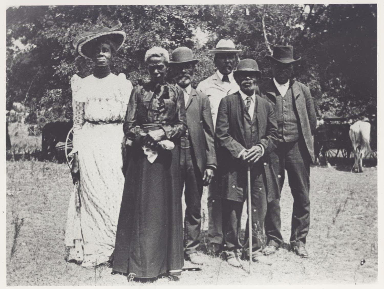 Juneteenth Emancipation Day Celebration, June 19, 1900, Texas