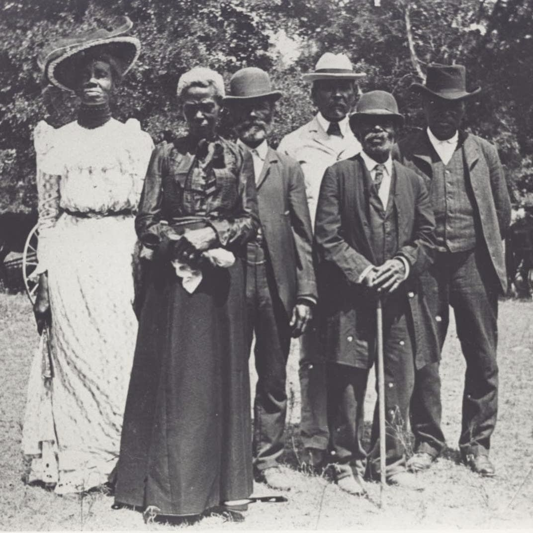 Juneteenth Emancipation Day Celebration, June 19, 1900, Texas