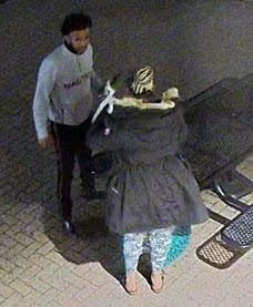 MPD is seeking the help of the public in identifying two individuals.
