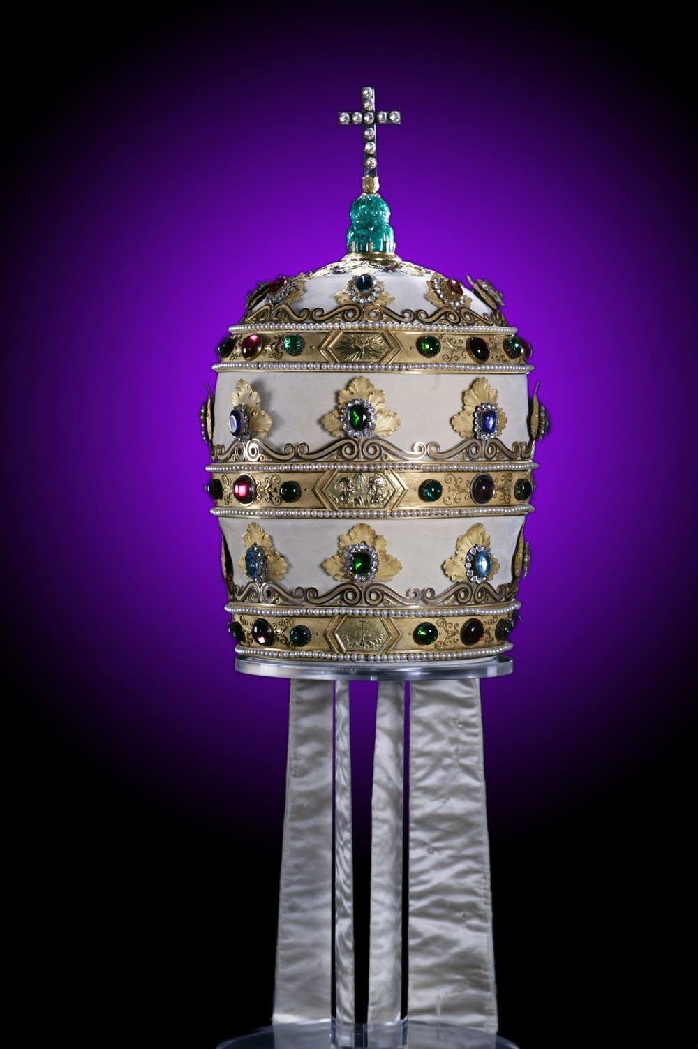 Papal tiara of Pius VII