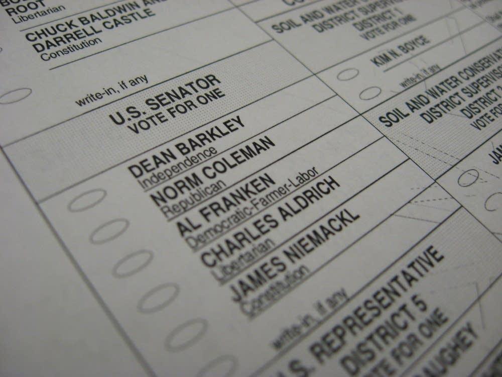 U.S. Senate race