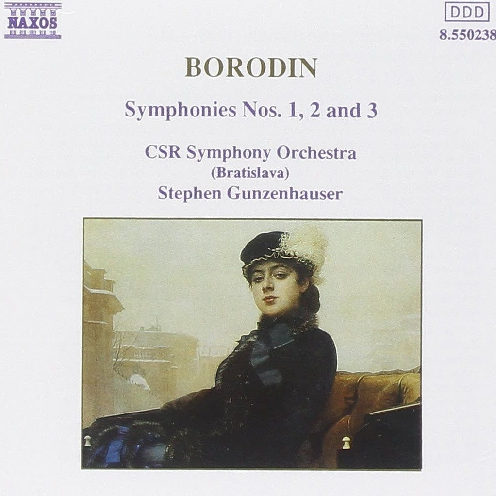 Borodin - Symphony No. 1: IV. Allegro molto vivo