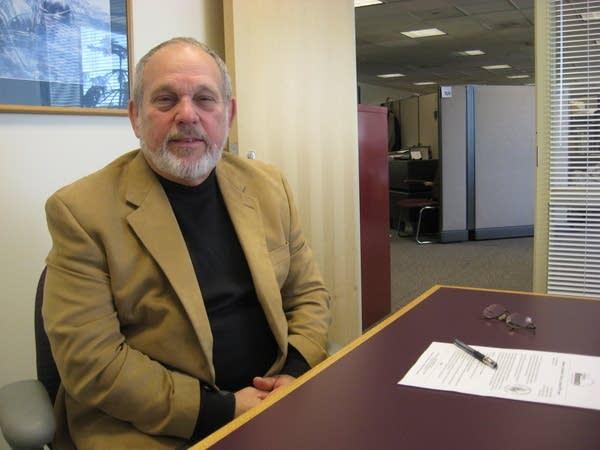 State Demographer Tom Gillaspy
