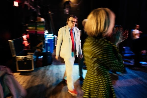 A Prairie Home Companion winds up at the State Theater in Mpls. in 2016.