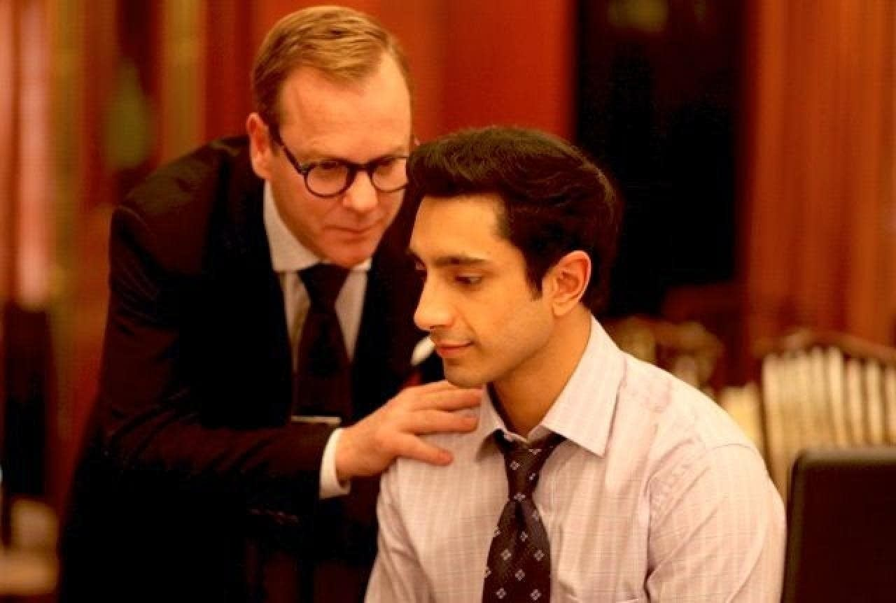 Kiefer Sutherland, Riz Ahmed