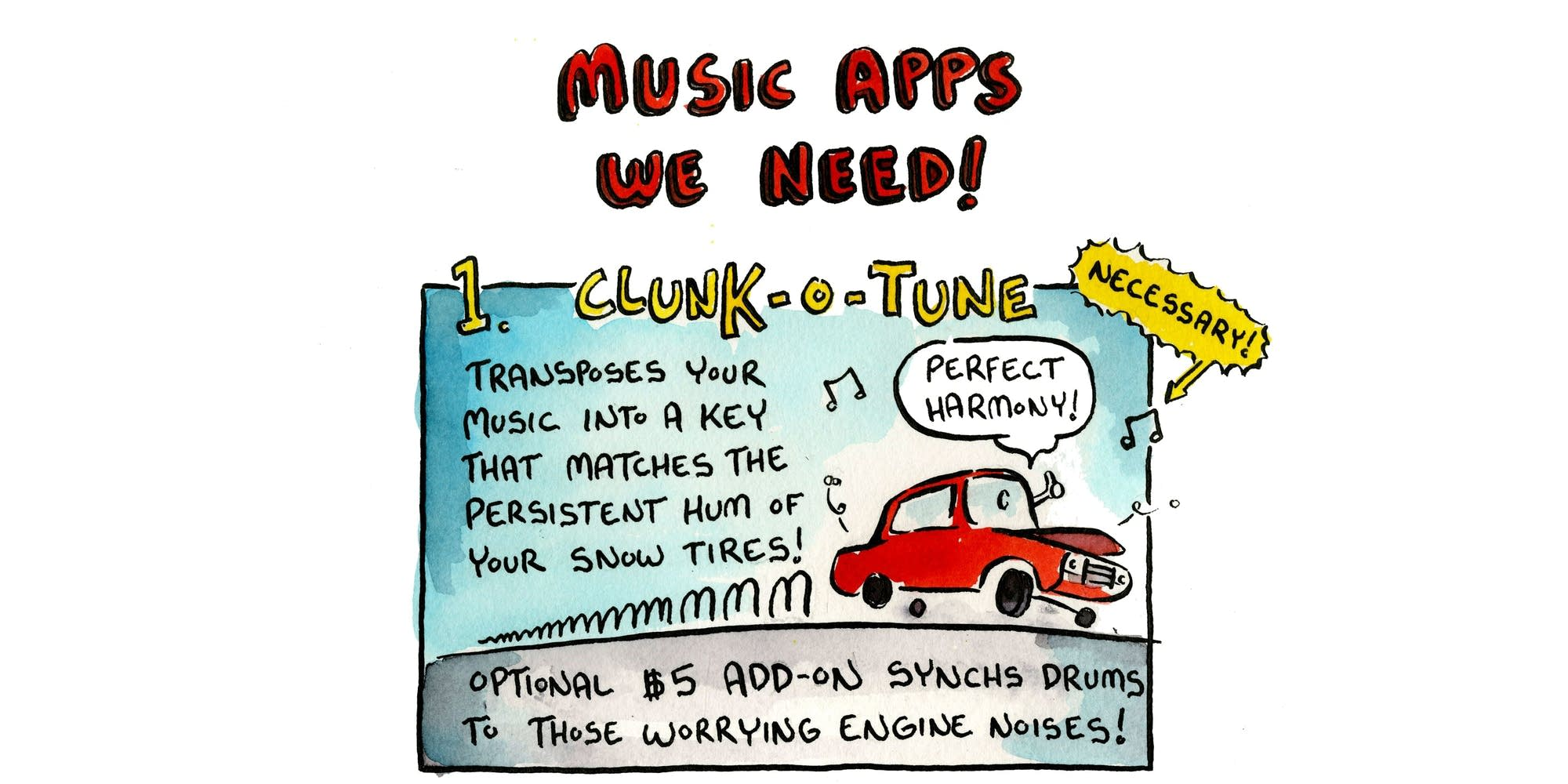 Music Apps We Need Lead image