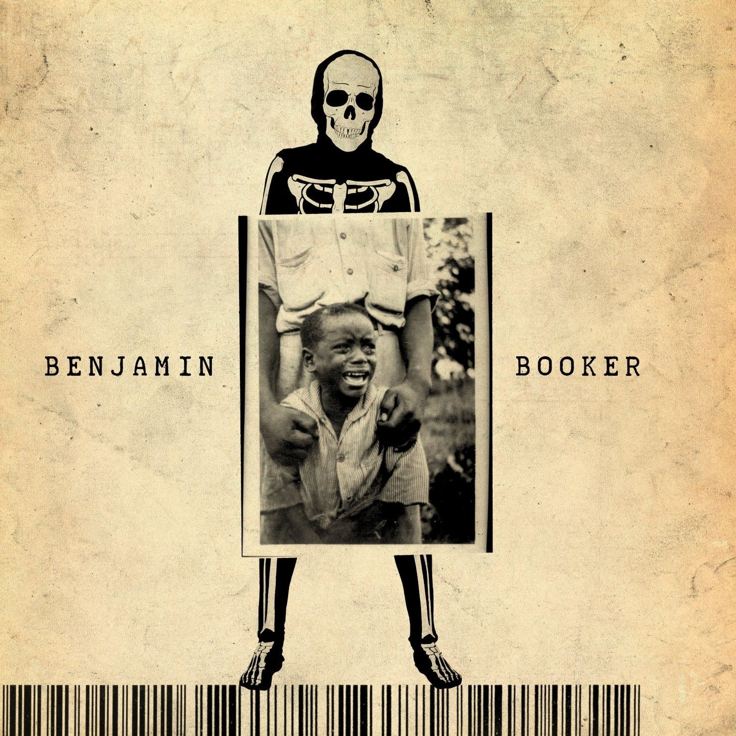 bejamin booker self-titled debut full length