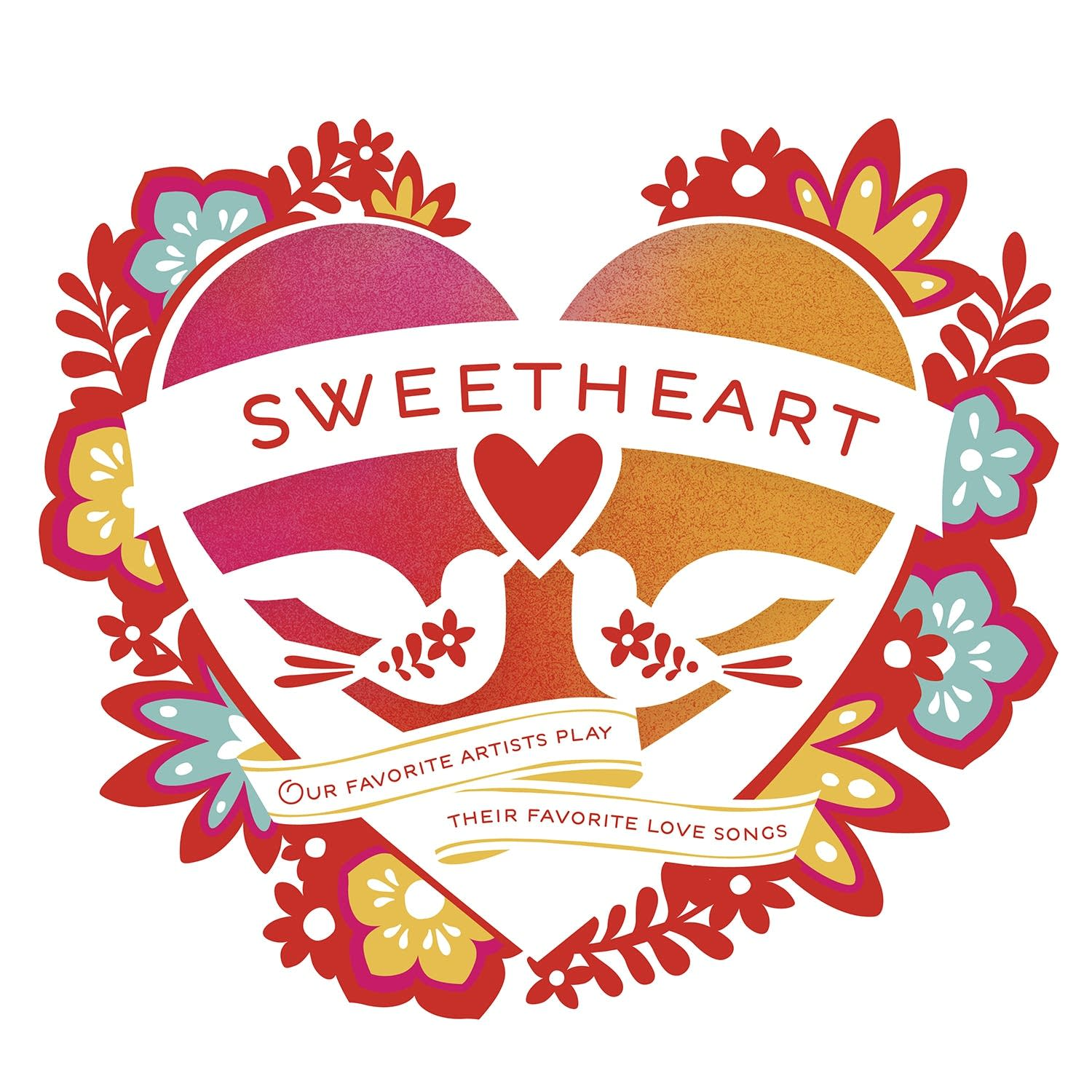 sweetheart 2014 album cover
