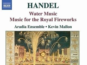 George Frideric Handel - Water Music: Suite No. 3: Menuet I and II