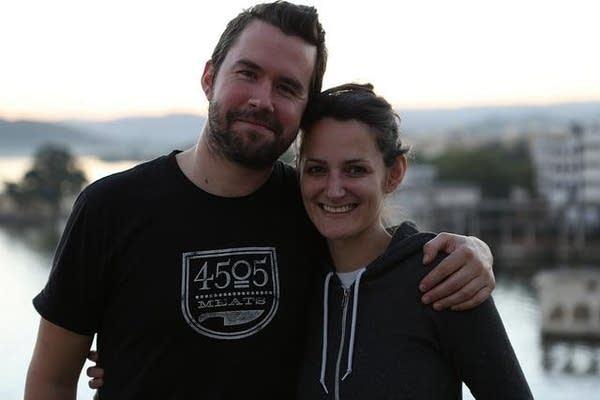 Daniel Klein and Mirra Fine