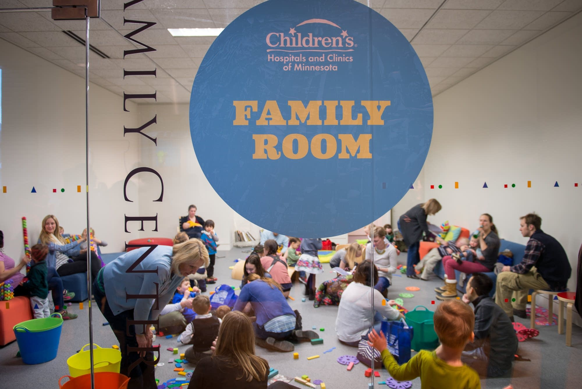 Rock the Cradle Family Room
