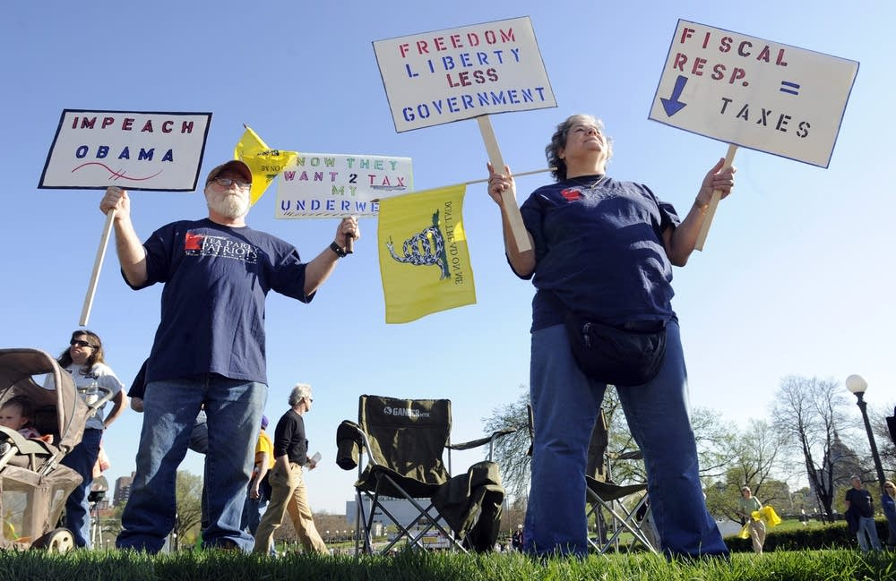 2010 tea party rally