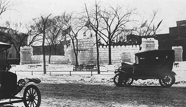 Ice palace 1917