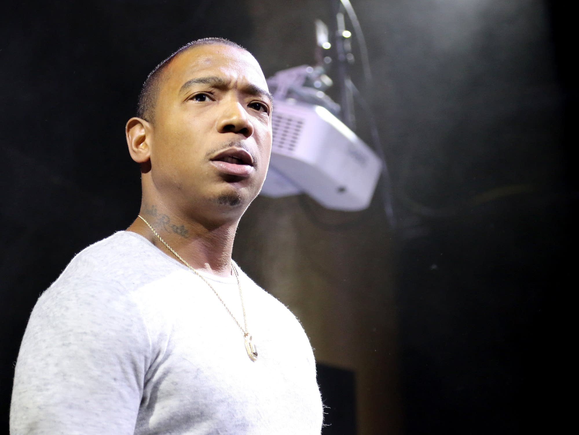 Ja Rule performs in February 2017