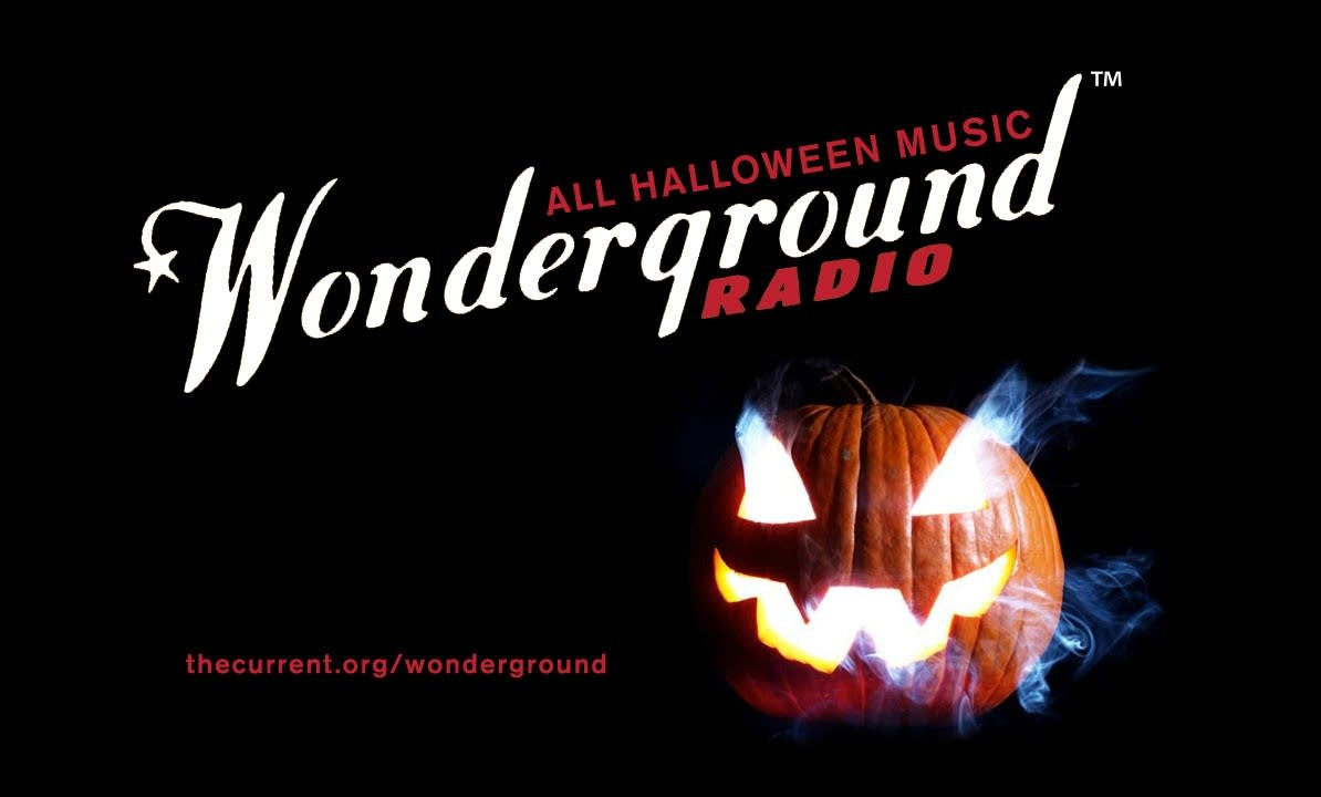 Halloween music on Wonderground Radio