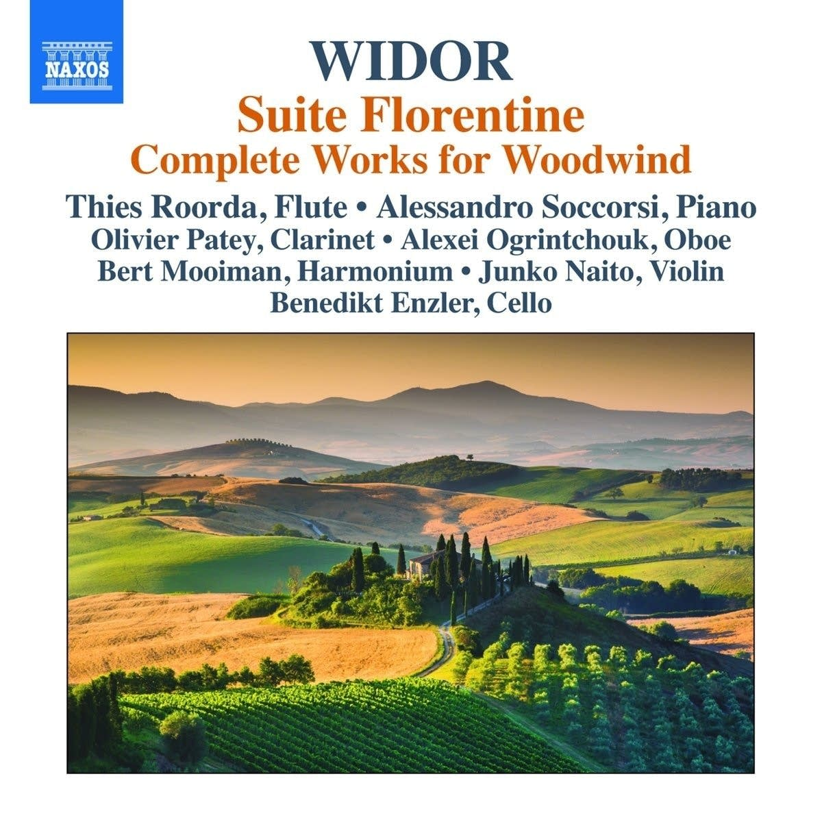 Charles-Marie Widor - Introduction et Rondo