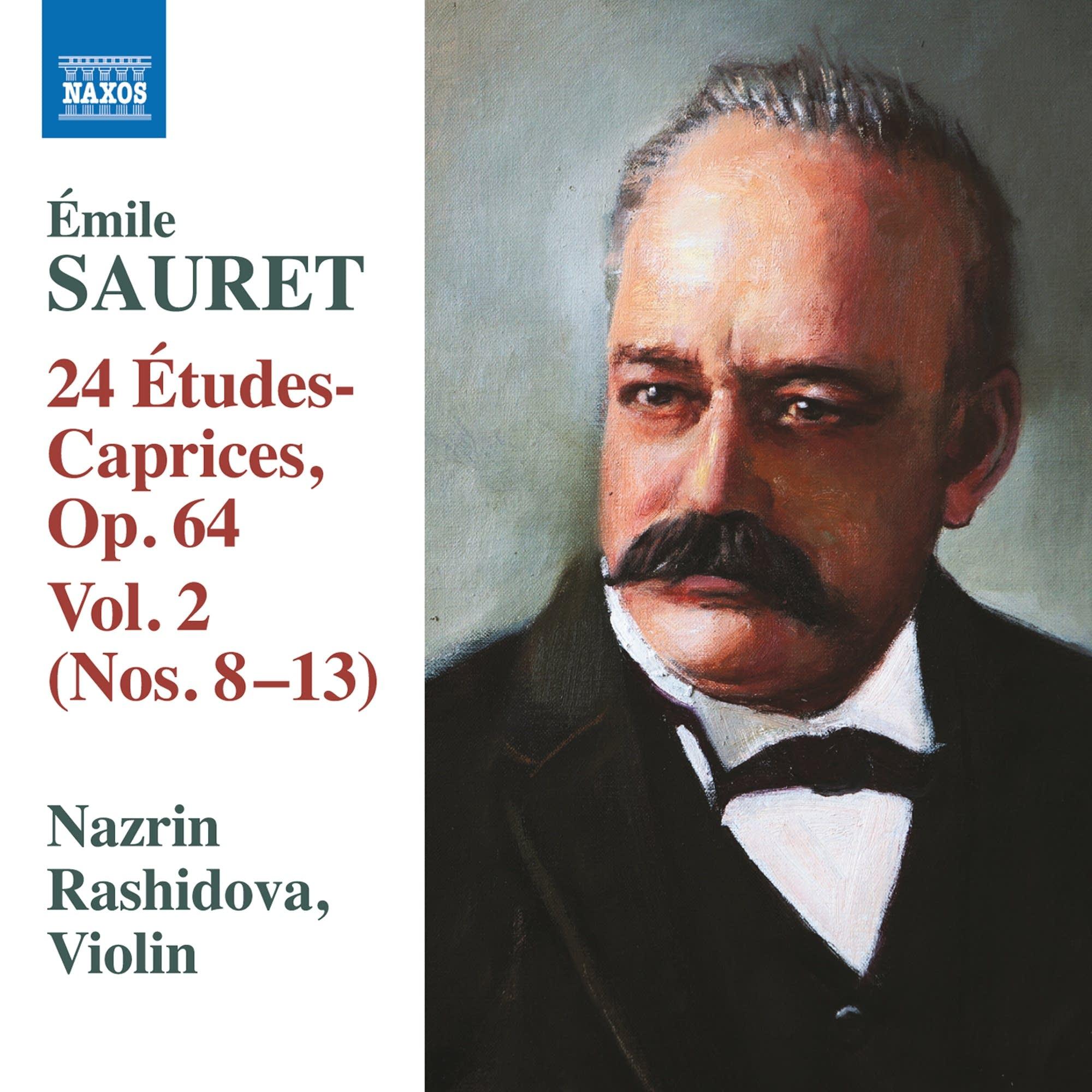Emile Sauret - Etude Caprice No. 11