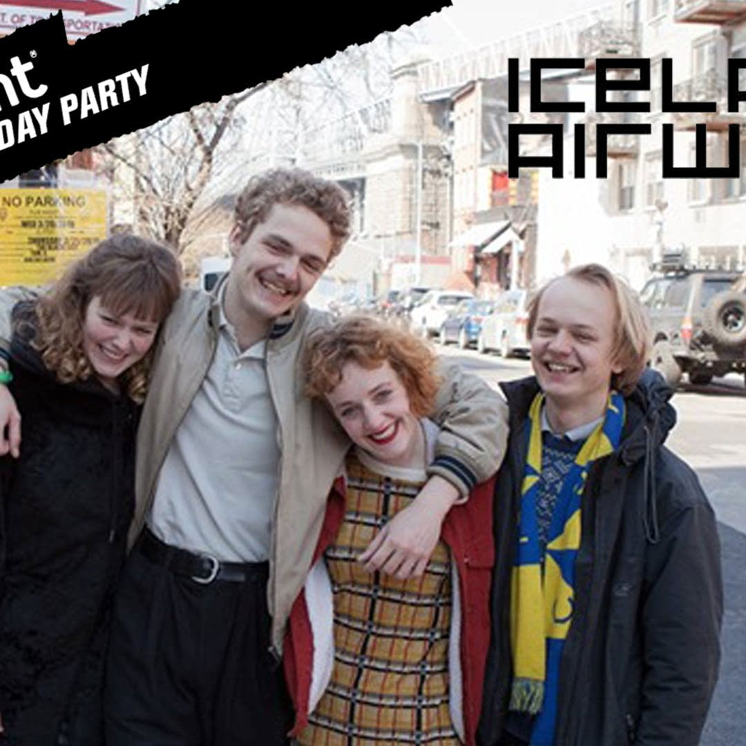 Pip Blom at Iceland Airwaves