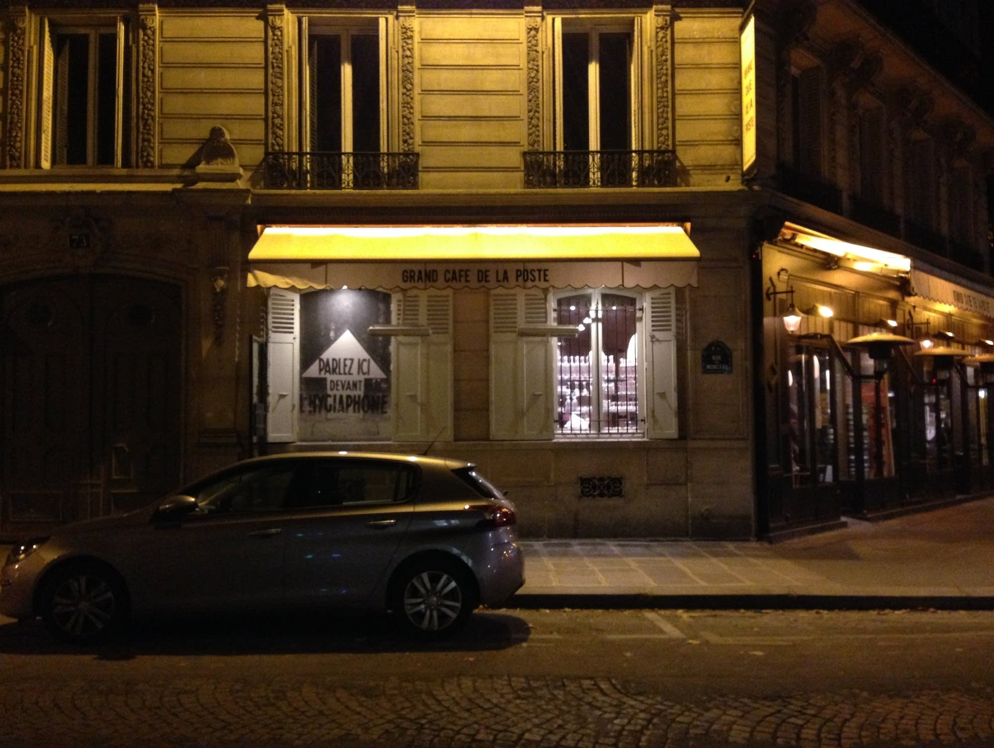 Le Grand Cafe