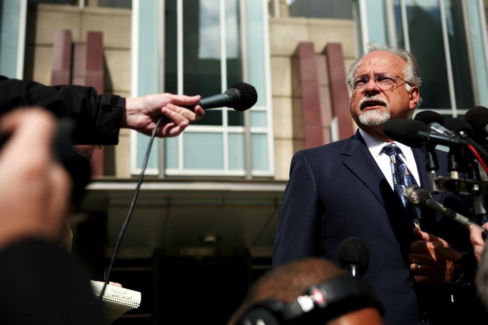 Denny Hecker's attorney Brian Toder