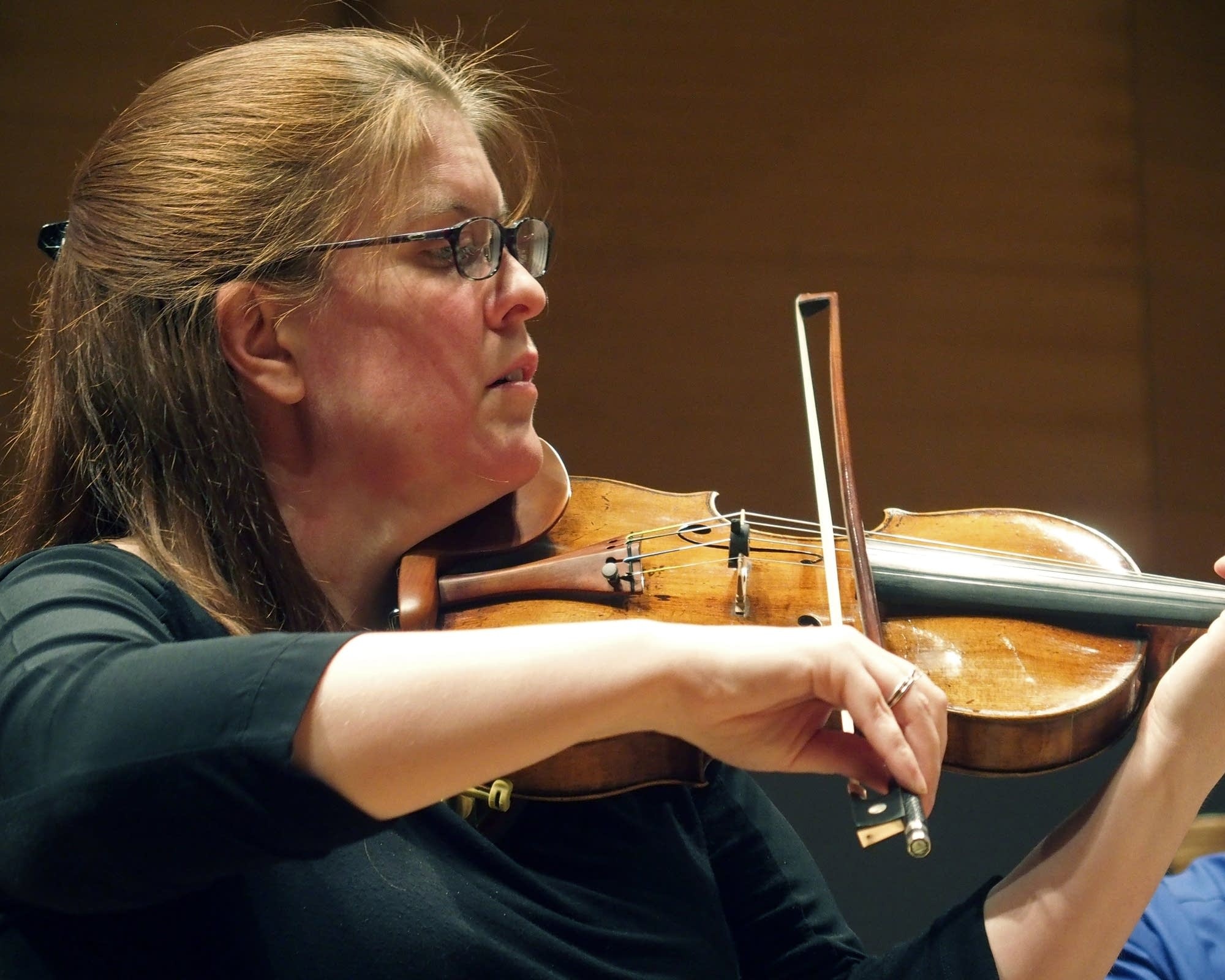 Minnesota Orchestra Concertmaster Erin Keefe