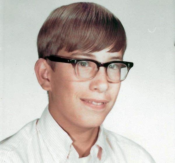 JIm McDonough in 1968