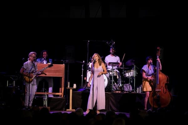 "Lake Street Dive perform ""I Can Change."""