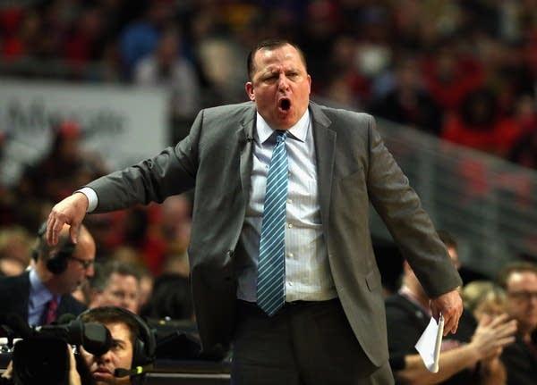 Timberwolves Hire Thibodeau As Coach President Layden Is Gm Mpr