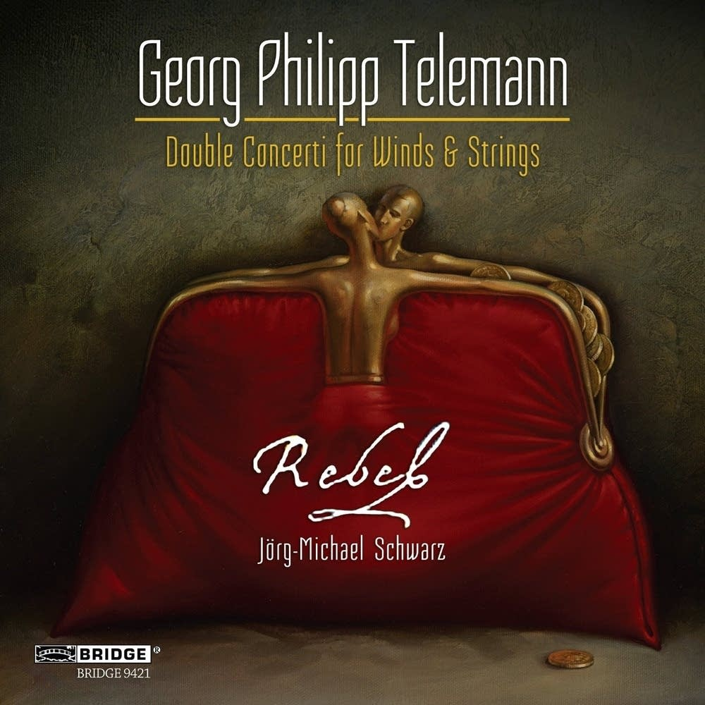 rebel baroque telemann double concerti