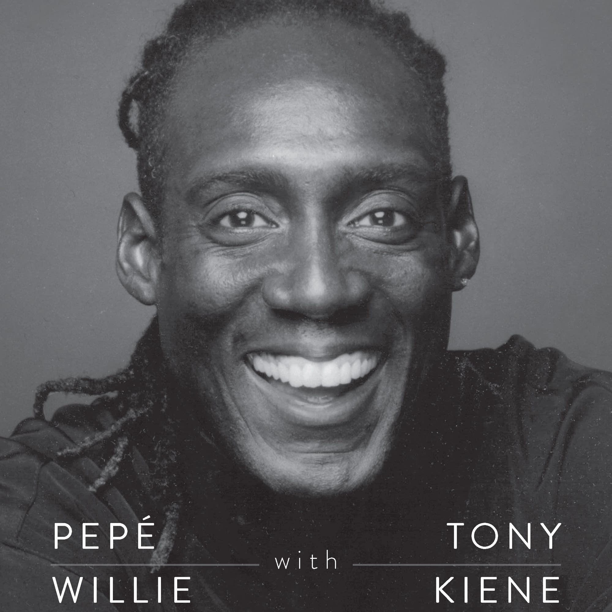 Book cover: Pepe Willie, 'If You See Me.'