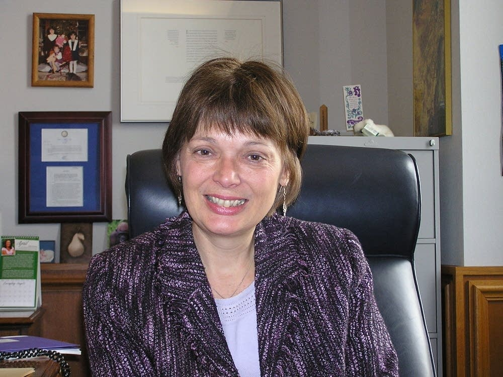 Rep. Sandy Pappas