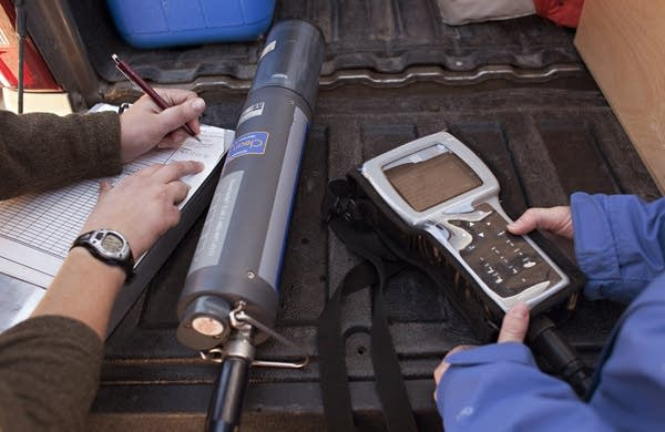 Water quality equipment