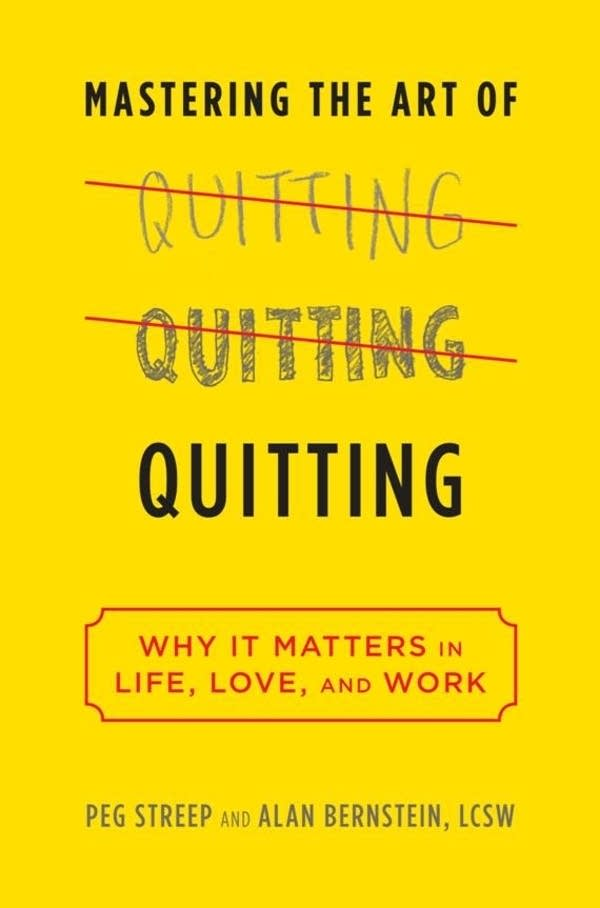 'Mastering the Art of Quitting'