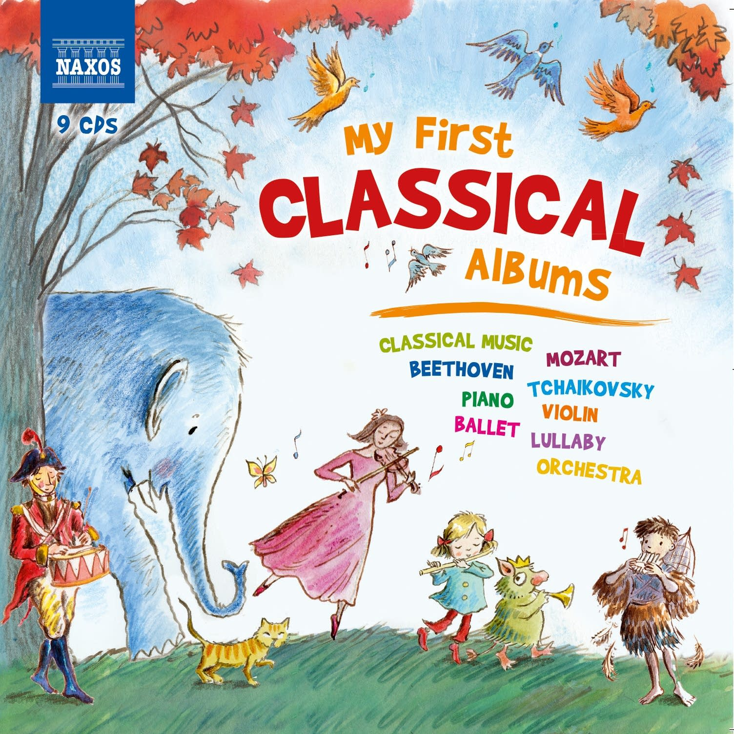 Listen to the Classical Lullabies Stream | YourClassical