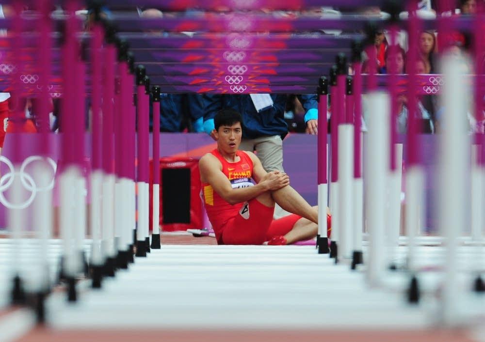 Xiang Liu of China