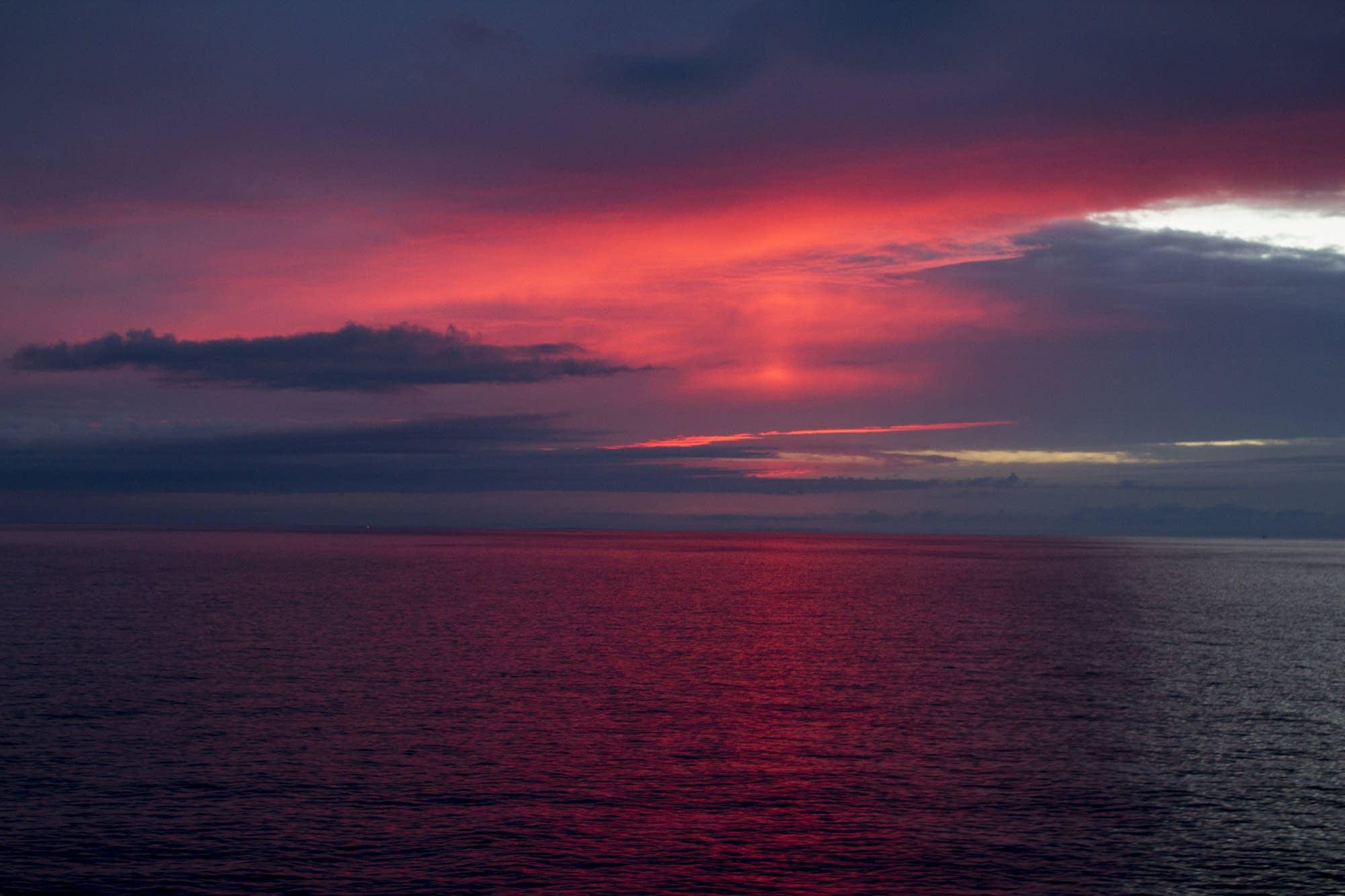 Invergordon - 13 - Sunset 1